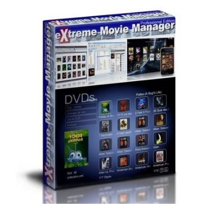 Скриншот к файлу: eXtreme Movie Manager  7.0.5.5