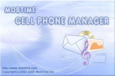Скриншот к файлу: MobTime Cell Phone Manager  6.2.1