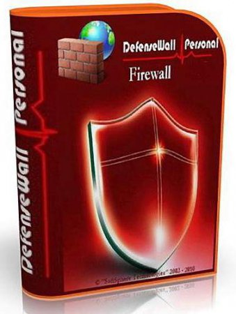Скриншот к файлу: DefenseWall Personal Firewall  3.09