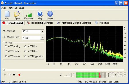 Arial Sound Recorder  2.1.1