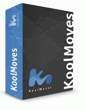 Скриншот к файлу: KoolMoves  7.5.1