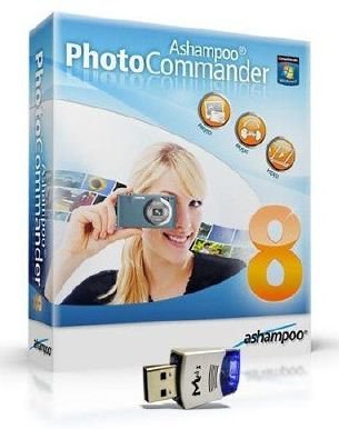 Скриншот к файлу: Ashampoo Photo Commander  8.4