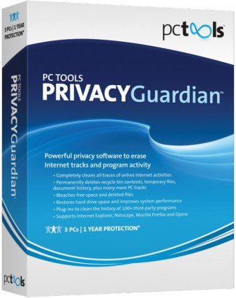 Скриншот к файлу: Privacy Guardian  4.5