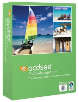 Скриншот к файлу: ACDSee Photo Manager  12