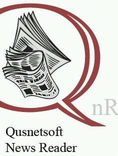Скриншот к файлу: Qusnetsoft NewsReader  3.3