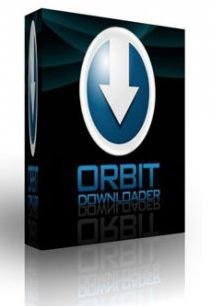 Скриншот к файлу: Orbit Downloader  4.0
