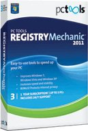 Скриншот к файлу: Registry Mechanic  2011.10
