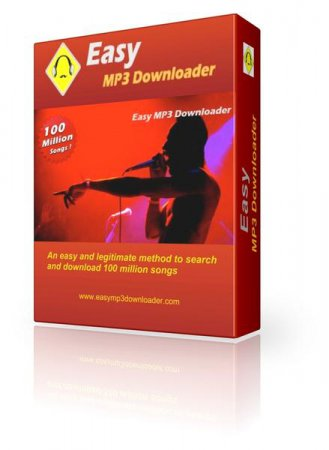 Скриншот к файлу: Easy Mp3 Downloader  4.2