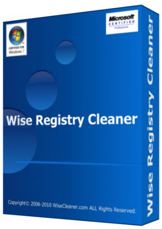 Скриншот к файлу: Wise Registry Cleaner  5.87