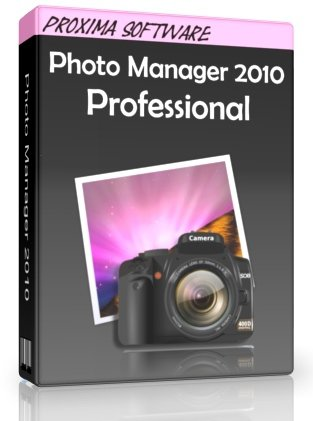 Скриншот к файлу: Photo Manager 2010 Professional 2.0.0R4