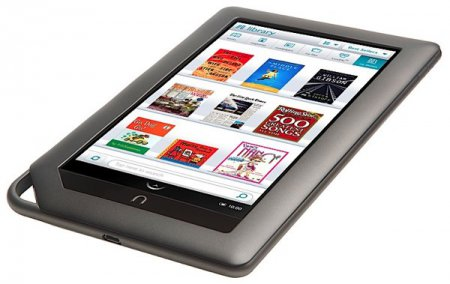 Скриншот к файлу: Barnes & Noble Nook Color