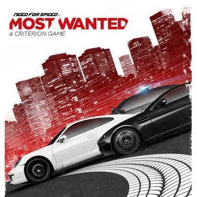 Скриншот к файлу: Need for Speed Most Wanted для PS Vita
