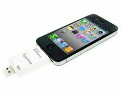 Скриншот к файлу: Флешка для iPhone – PhotoFast i-FlashDrive