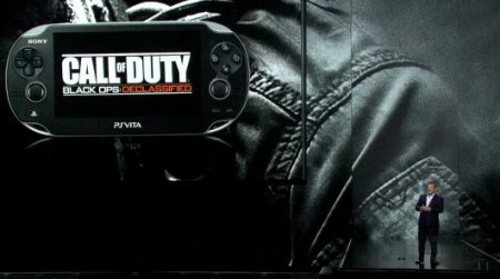 Скриншот к файлу: Call of Duty Black Ops: Declassified PS Vita