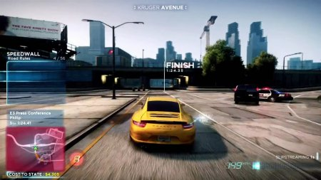 Need for Speed Most Wanted для PS Vita