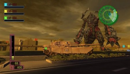 Earth Defense Force 3 Portable для PS Vita