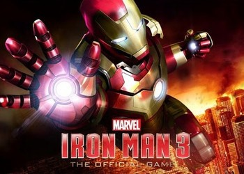 Скріншот до: Огляд гри Iron Man 3: The Official Game
